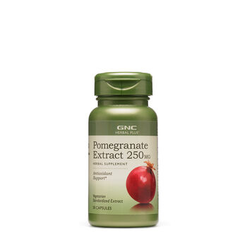 Pomegranate Extract 250 mg | GNC