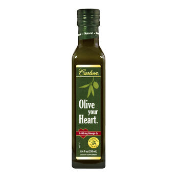 Olive Your Heart™ Olive Oil & Fish Oil - Natural FlavorNatural Flavor | GNC