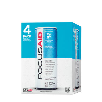 FocusAid® - 4 Pack | GNC
