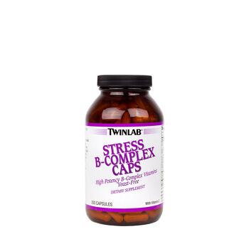 Stress B-Complex Caps   GNC