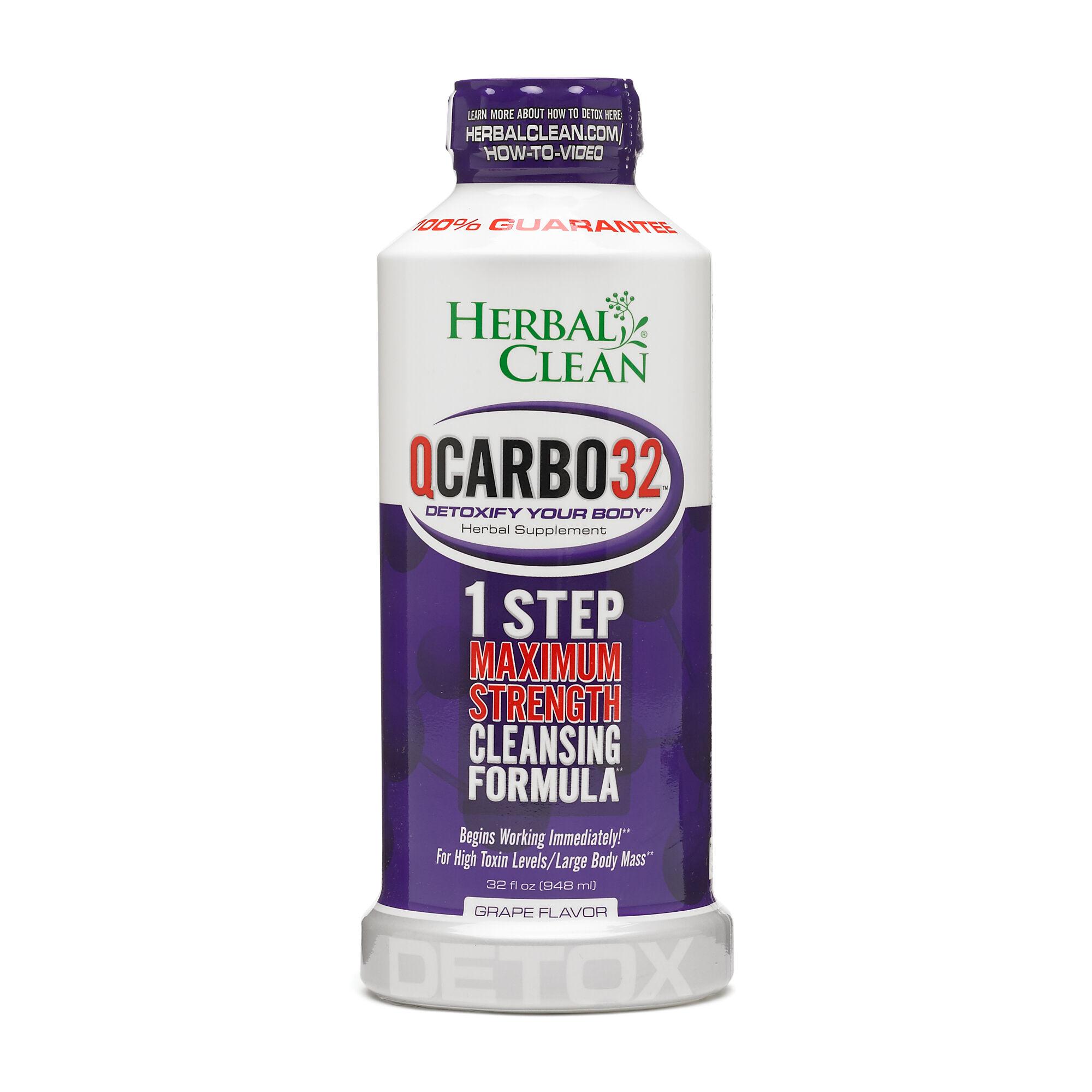 Herbal Clean® QCARBO32™ - Grape