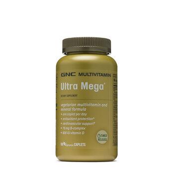 Ultra Mega® Multivitamin | GNC