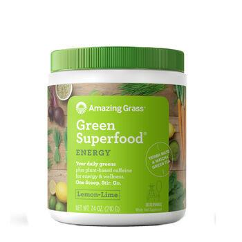 Green SuperFood® - Lemon-Lime Energy | GNC