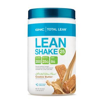 Lean Shake - Cookie ButterCookie Butter | GNC
