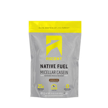 Native Fuel® Micellar Casein - ChocolateChocolate | GNC