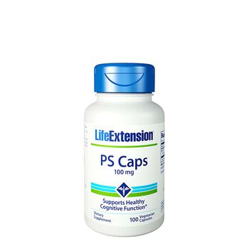 PS Caps 100 mg | GNC