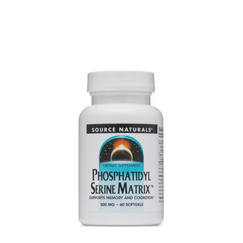 Phosphatidyl Serine Matrix™ | GNC