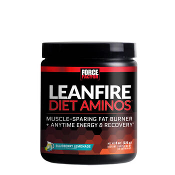 LeanFire Diet Aminos™ - Blueberry LemonadeBlueberry Lemonade | GNC