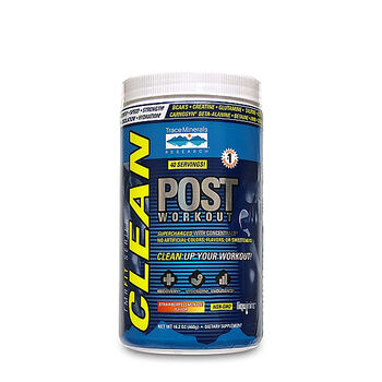 Clean Post Workout - Strawberry Lemonade | GNC