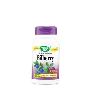 Bilberry Standardized | GNC