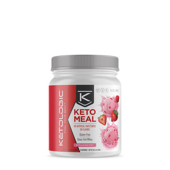 Meal Replacement - StrawberryStrawberry | GNC