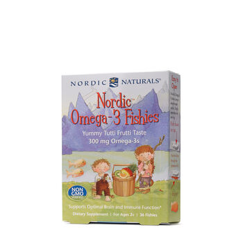 Nordic Omega-3 Fishies | GNC