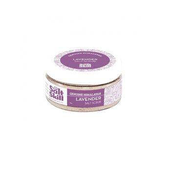 Genuine Himalayan Lavender Salt Scrub | GNC