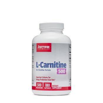 L-Carnitine 500 MILLIGRAMS | GNC
