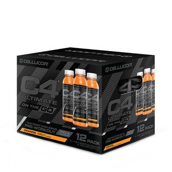 C4® Ultimate On The Go - OrangeOrange | GNC