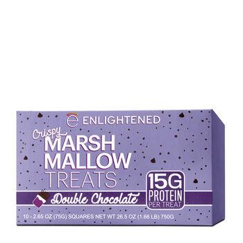 Crispy Marsh Mallow Treats - Double ChocolateDouble Chocolate | GNC
