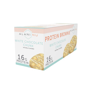 Protein Brownie - White Chocolate Chunk | GNC