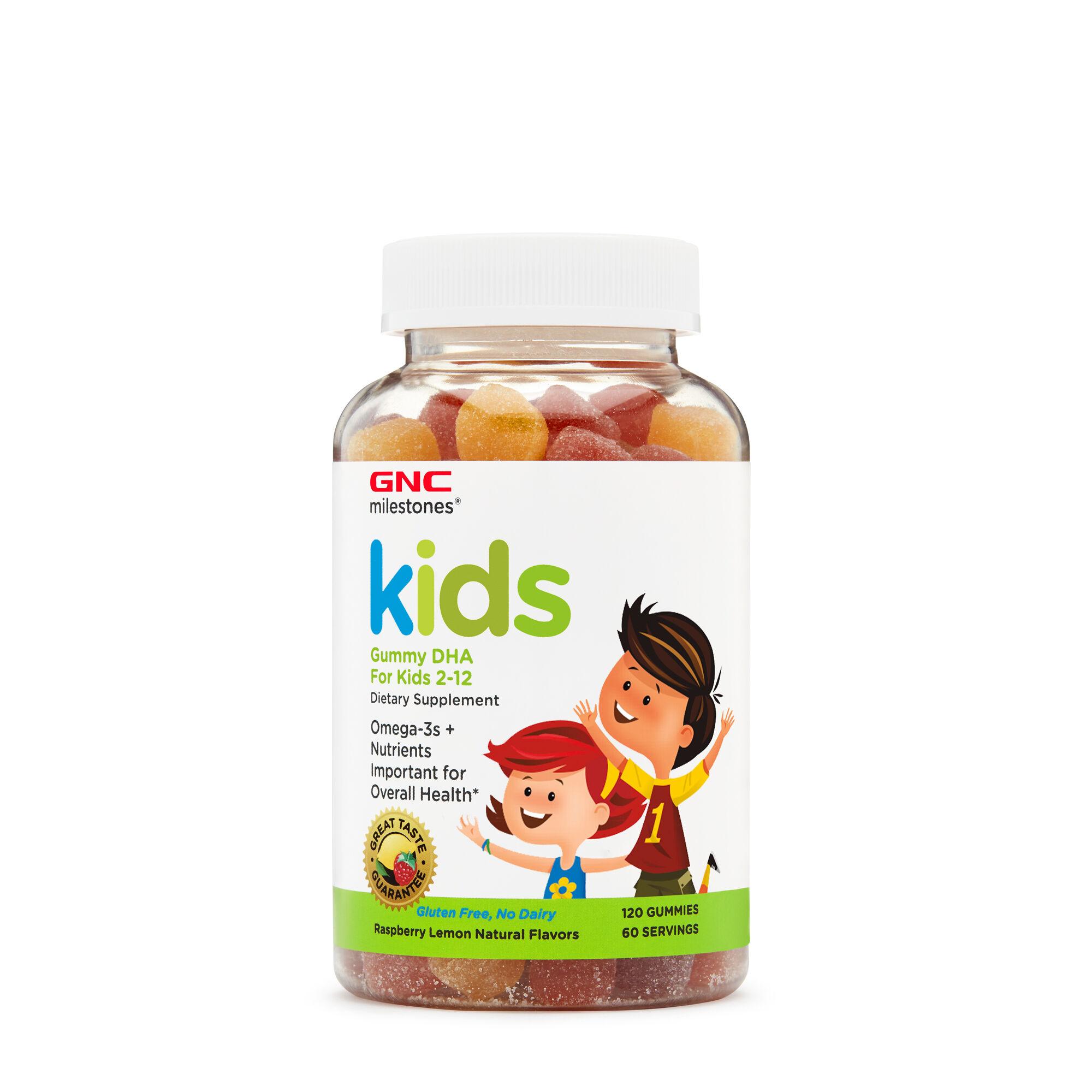 kids Gummy DHA for Kids 2-12