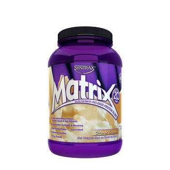 Matrix® - Orange CreamOrange Cream | GNC