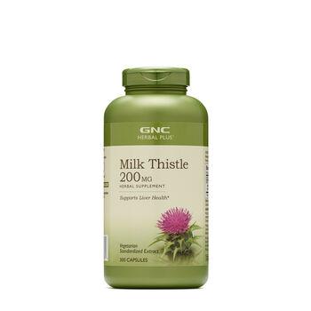 Milk Thistle 200 MG   GNC