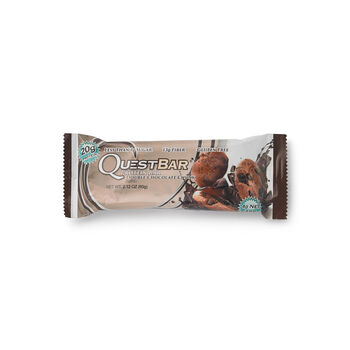 Quest Bar – Double Chocolate ChunkDouble Chocolate Chunk | GNC