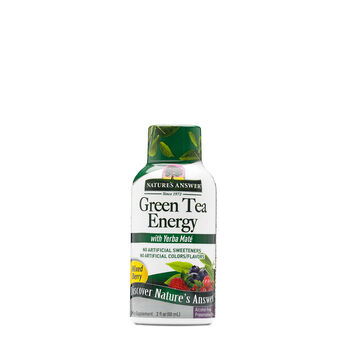 Green Tea Energy - Mixed Berry Flavor | GNC