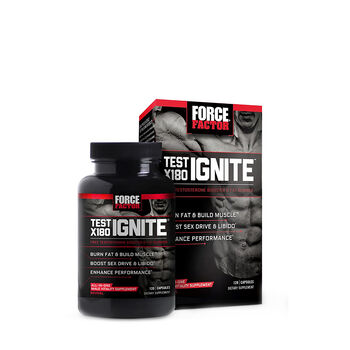 Test X180™ IGNITE | GNC