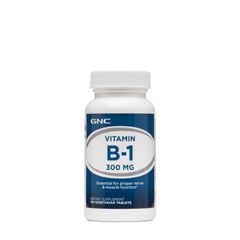Vitamin B-1 300 MG | GNC
