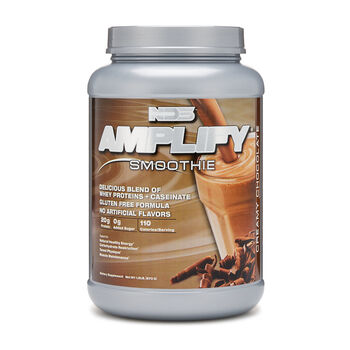 Amplify® Smoothie - Creamy ChocolateCreamy Chocolate | GNC