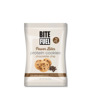 Power Bites Protein Cookies - Chocolate Chip | GNC
