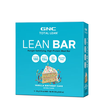 GNC Total LeanR Lean Bar