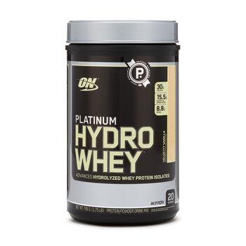 Platinum Hydro Whey® - Velocity VanillaVelocity Vanilla | GNC