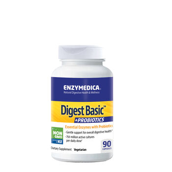 Digest Basic™ +Probiotics  | GNC