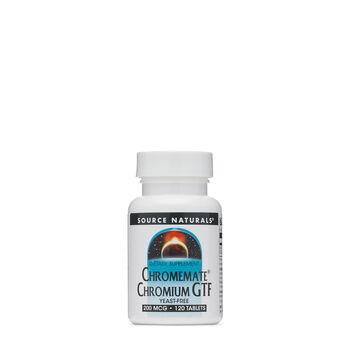 Chromemate® Chromium GTF 200 mcg | GNC