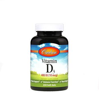 Vitamin D3 - 400 IU   GNC