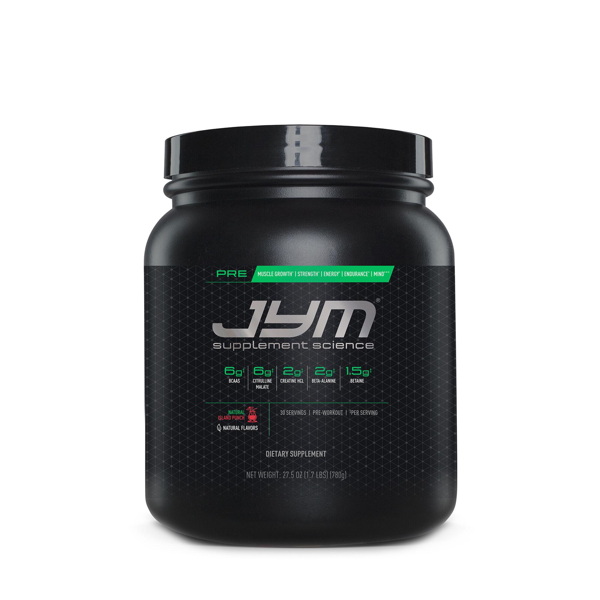 Gunpowder workout supplement