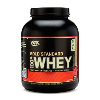 Gold Standard 100% Whey™ - Chocolate CoconutChocolate Coconut | GNC
