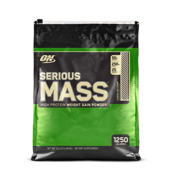 Serious Mass - Cookies and CreamCookies and Cream | GNC