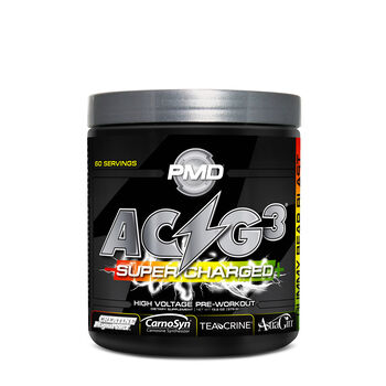 PMD® ACG3® Supercharged | GNC