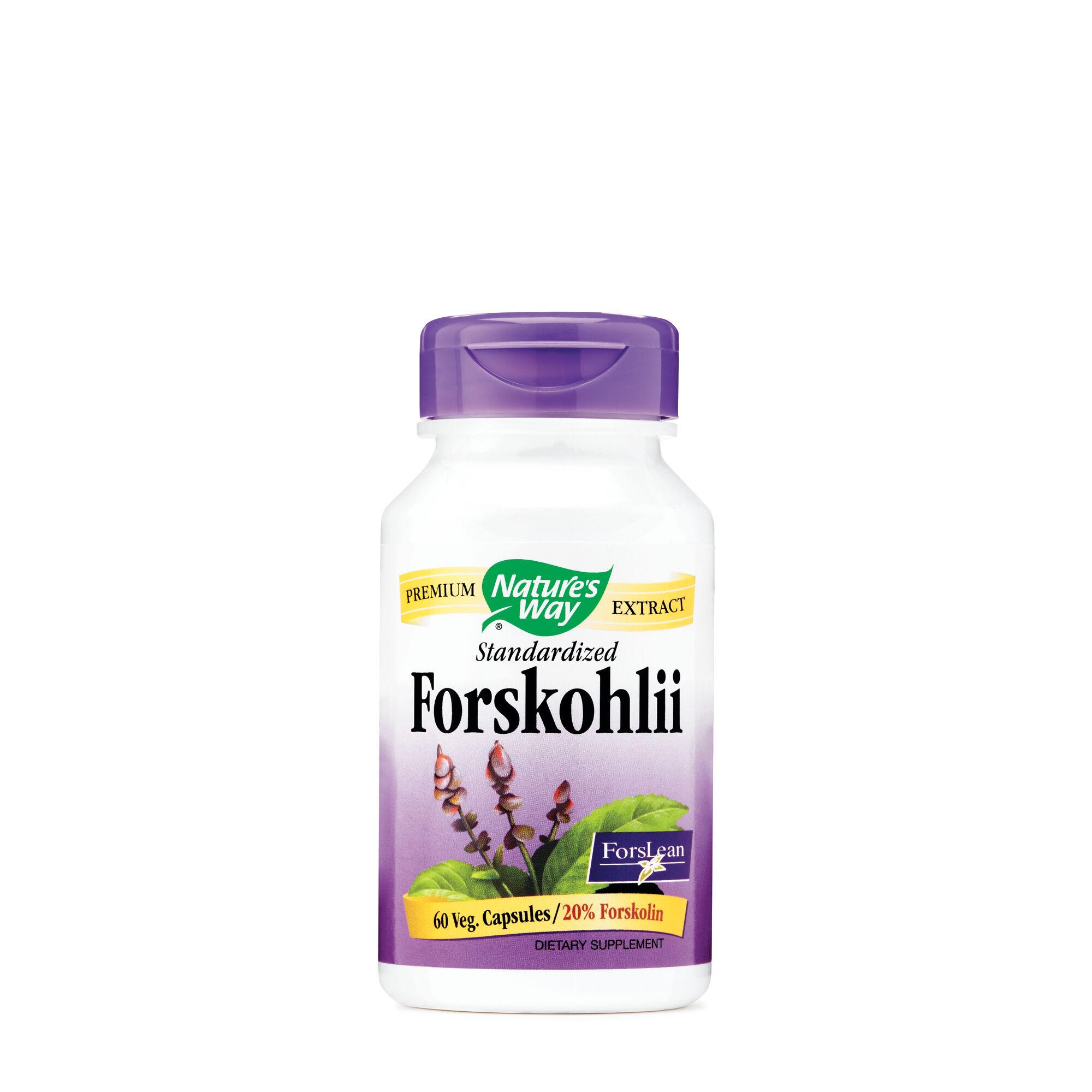 Forskolin 125 mg 20