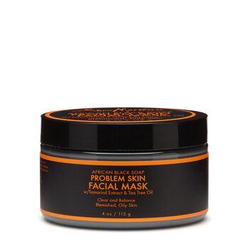 African Black Soap Facial Mask | GNC