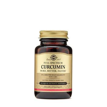 Full Spectrum Curcumin | GNC