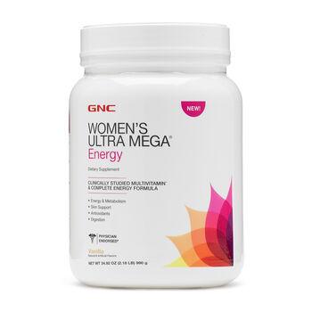 Women's Ultra Mega® Energy - VanillaVanilla | GNC