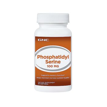Phosphatidyl Serine 100mg | GNC