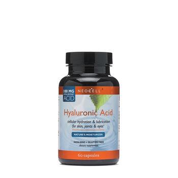 Hyaluronic Acid   GNC