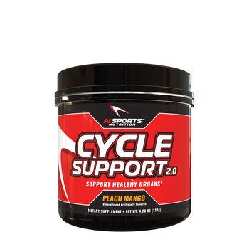 Cycle Support 2.0 - Peach Mango | GNC