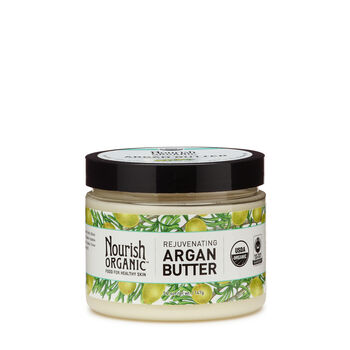 Argan Butter 56% Fair Trade | GNC