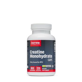 Creatine Monohydrate Caps 800 MILLIGRMAS | GNC