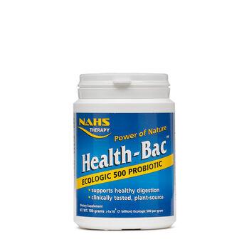 Health-Bac ™ | GNC