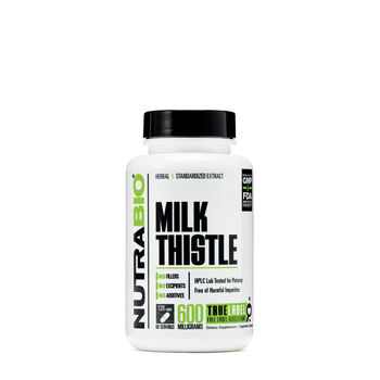 Milk Thistle - 600 mg | GNC